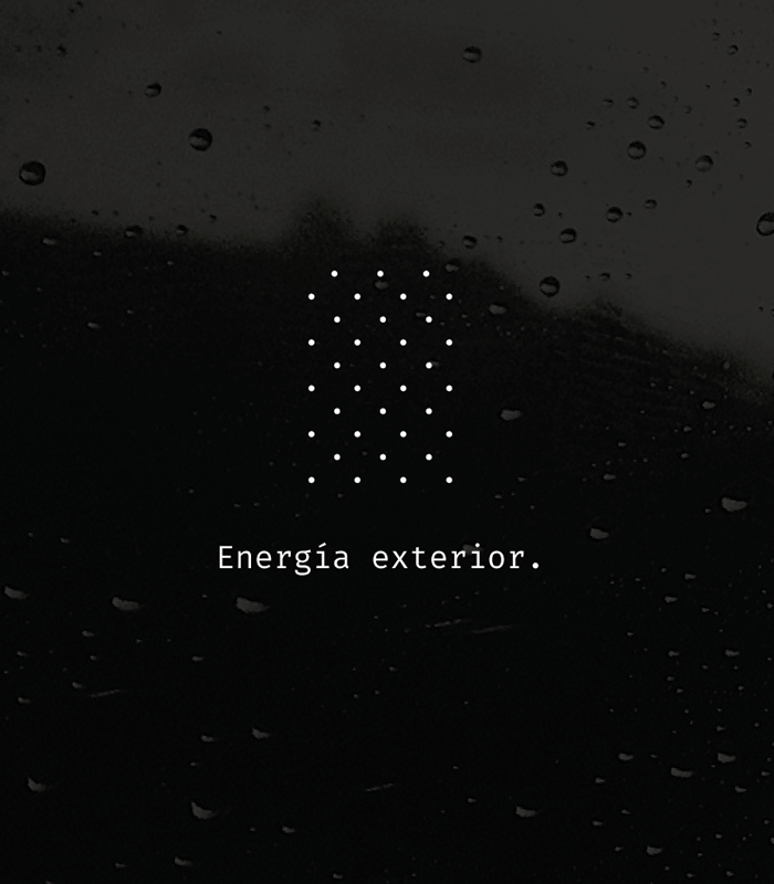 Energía exterior