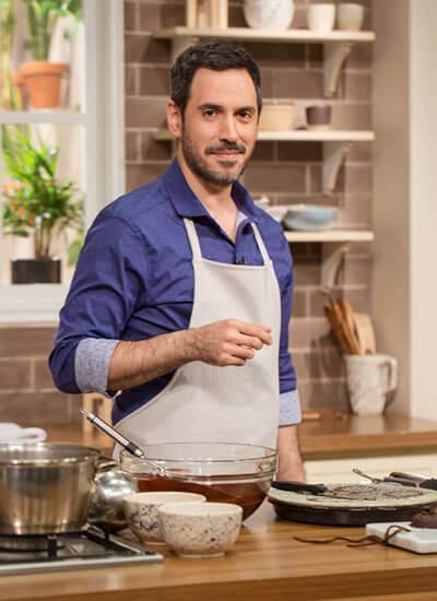 Mauro Massimino, chef y dueño de Buenos Aires Verde
