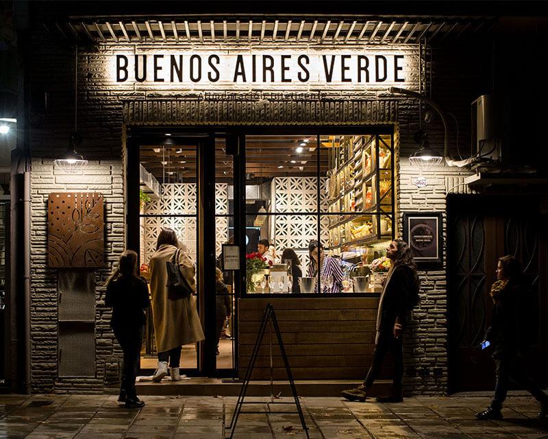 Buenos Aires Verde En Palermo