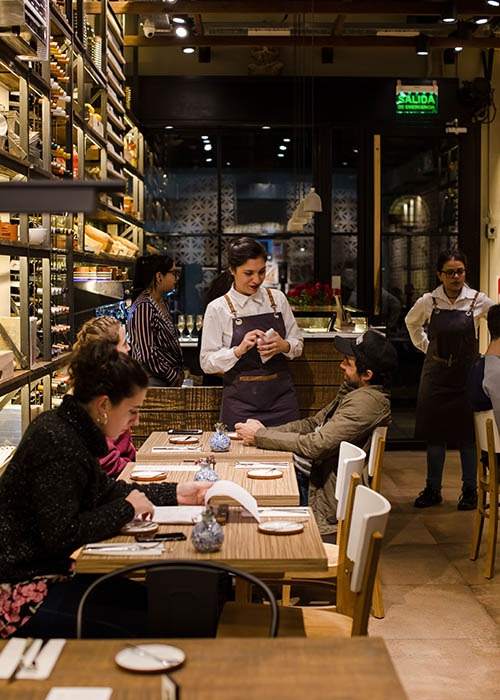 Buenos Aires Verde redifines the intelligent nutriotion concept