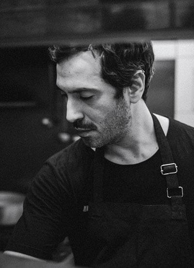 Chef Mauro Massimino