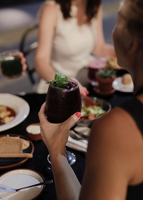 Healthy after hours: Tapas and cocktails in Buenos Aires Verde