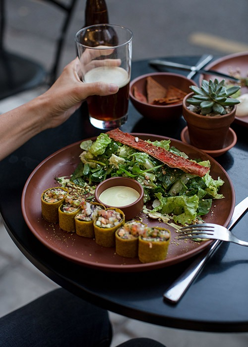 Vegetarian sushi? Where the best pieces of Buenos Aires are served
